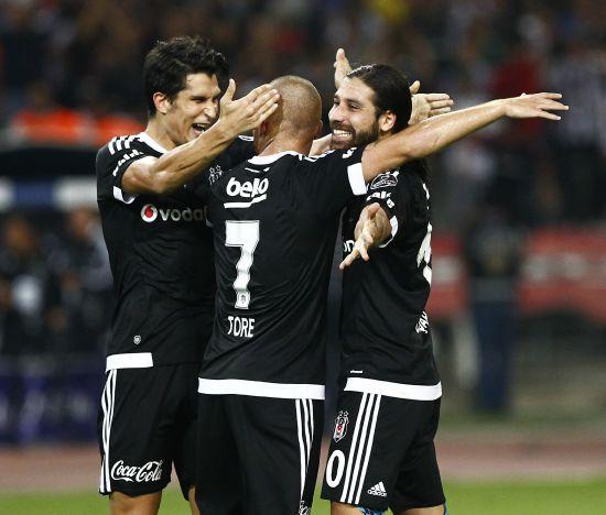 Beşiktaş Lokomotiv Moskova maçı canlı TRT1'de izlenecek