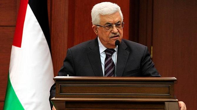 Abbas: İsrail'in yeni konut inşasını engellemek için görüşüyoruz