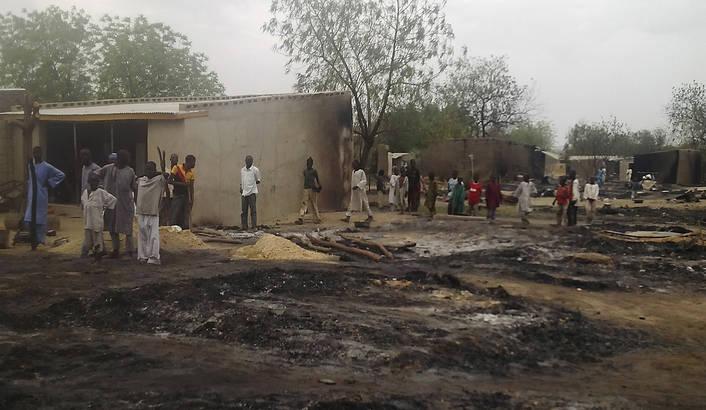 Nijerya'da sığınmacılara 2 bin 500 konut yapılacak