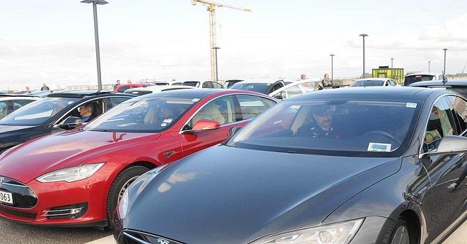 Elektrikli otomobil sayısı artıyor