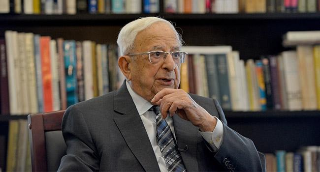 İsrail'in 5. Cumhurbaşkanı İzak hayatını kaybetti