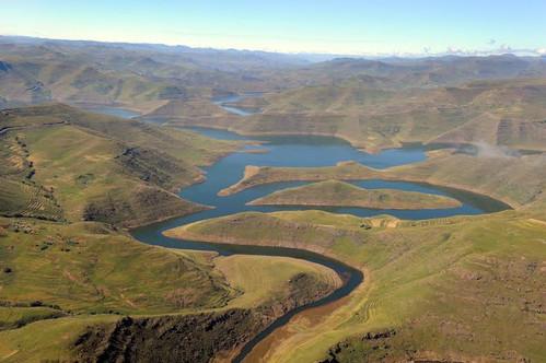 Güney Afrika'da son 23 yılın su krizi