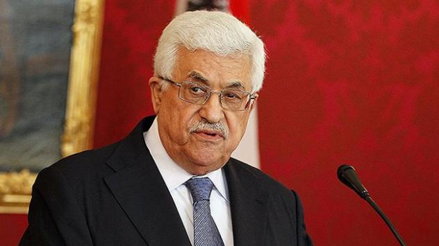 Filistin Devlet Başkanı Abbas: Herhangi bir Arap toprağına dokunan hiçbir karar meşru değildir