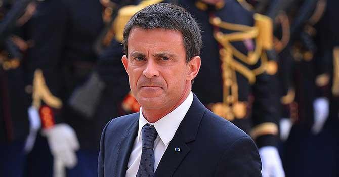 Fransa Başbakanı Valls internet devleriyle görüştü