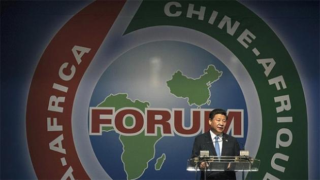 Çin'den Afrika'ya 60 milyar dolar destek