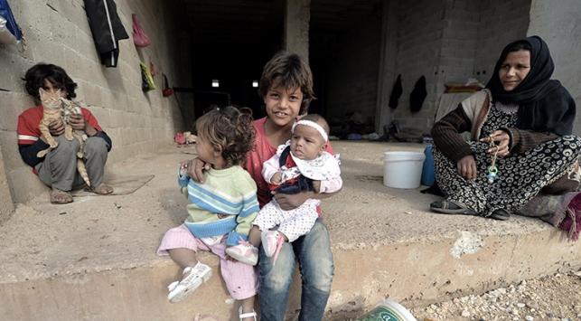 '8 milyondan fazla Suriyeli çocuk savaş mağduru