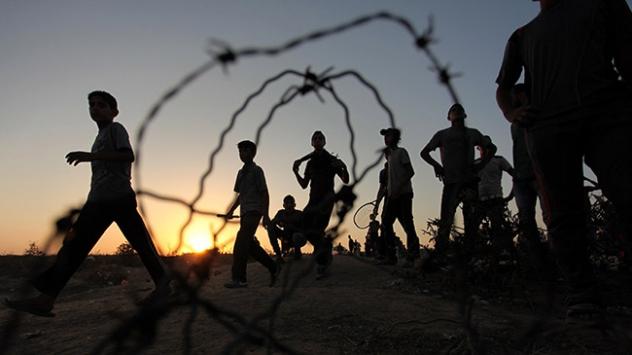 ABD'den Filistinli Mültecilere 100 milyon dolar bağış
