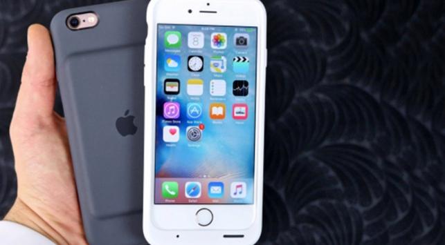 iPhone akıllı kılıfın özellikleri dikkat çekti