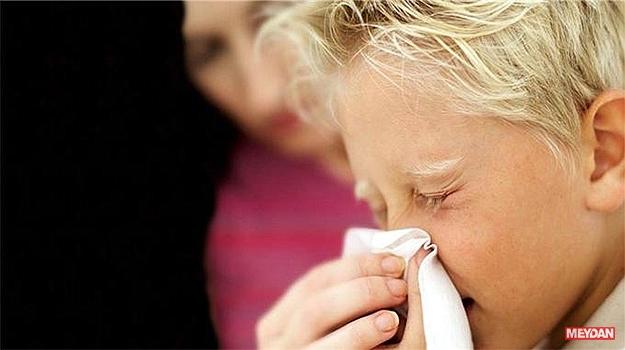 Alerjik çocuklar, kalp hastalığı riski taşıyor