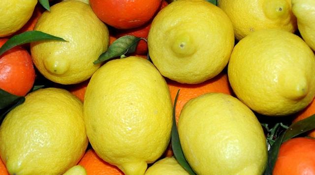 Her gün bir adet limon yiyin