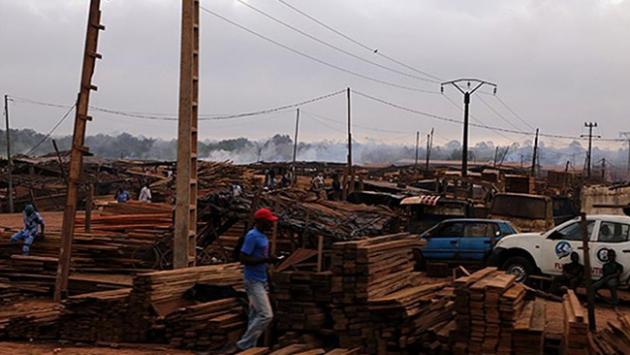Çin Afrika'daki varlığını arttırıyor