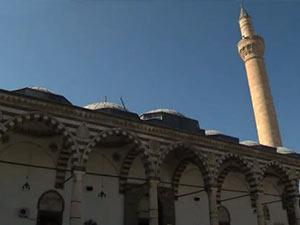Kurşunlu Caminin yakılmadan önceki son hali