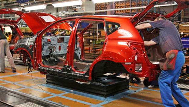 Üretilen her 100 araçtan 73'ü ihraç edildi