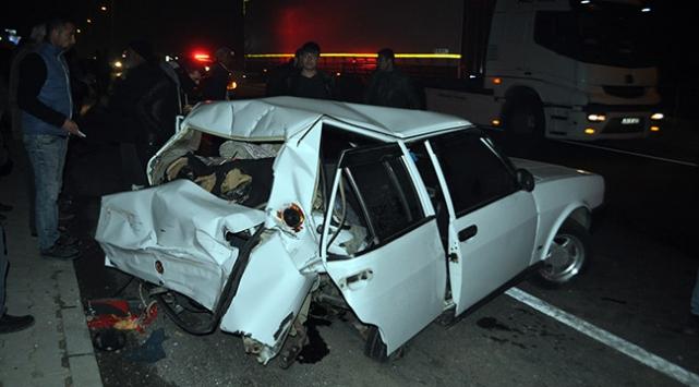 Trafik kazaları 10 yılda 40 bin ölüme neden oldu