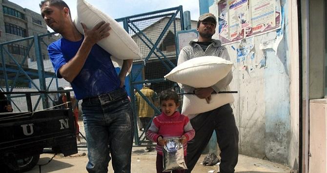 Gazzelilerin yarısı sağlıklı gıdaya ulaşamıyor
