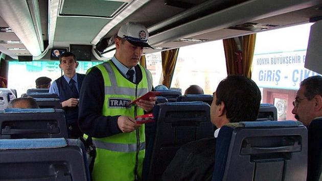 Emniyetten trafikte seyahat güvenliği girişimi