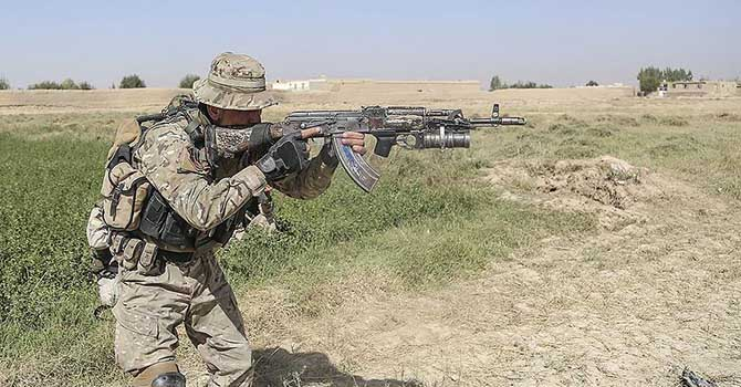Taliban hapishanesine baskın