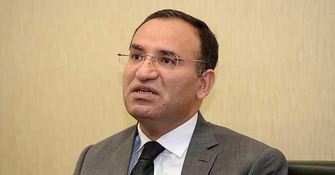 Adalet Bakanı Bozdağ: Diyanet'e itibar suikasti yapıyorlar