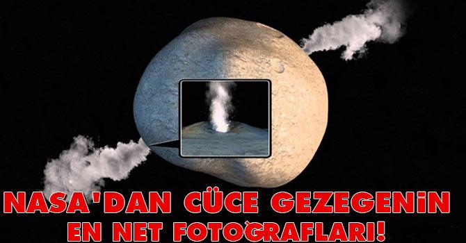 NASA'dan Cüce gezegenin en net fotoğrafları!