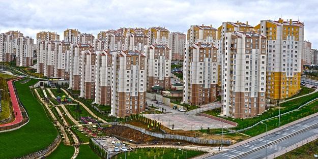 Silivri'deki TOKİ binalarına yoğun başvuru