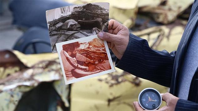 Rus katliamının izlerini gelecek nesiller için saklıyor