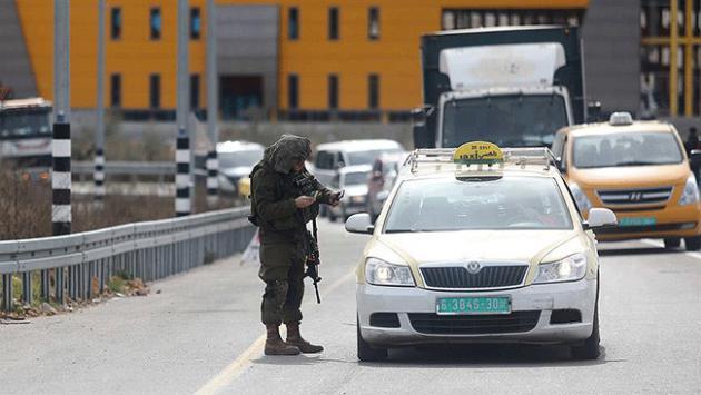 İsrail Ramallah'a giriş ve çıkışları serbest bıraktı