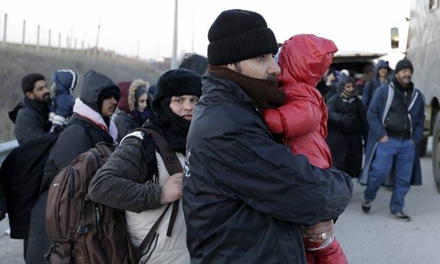 Avrupa Cezayirli göçmenleri sınır dışı ediyor