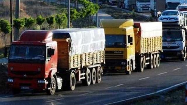 Azerbaycan plakalı taşıtlara taşıma yetkisi