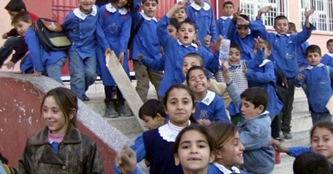 Okullardaki bu ses beton kırma makinesine denk
