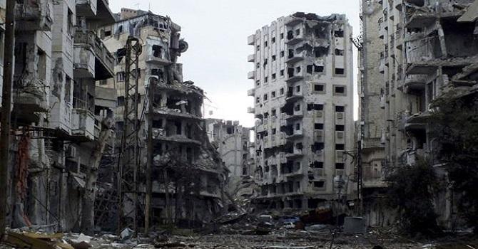 Humus'tan 30 bin insan tahliye edildi