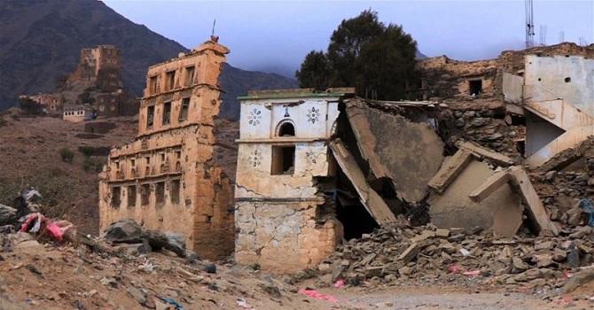 Yemen'deki çatışmalarda korkunç bilanço
