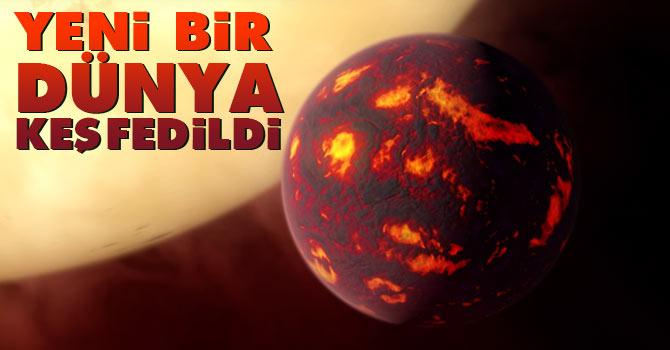 Yeni bir Dünya keşfedildi!