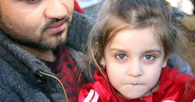 Taliban küçük Nida'yı ölüm yolculuğuna sürükledi