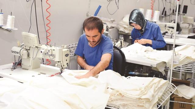 Tekstil ihracatı arttı