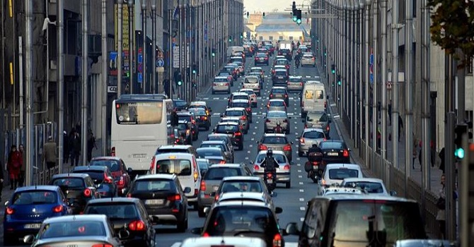 Brüksel'deki trafiğin suçlusu bulundu: Fareler