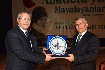 Kütahya'da Bediüzzaman Said Nursi programı