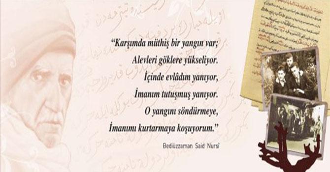 Kayseri'de 'Bediüzzaman Sergisi' açılıyor