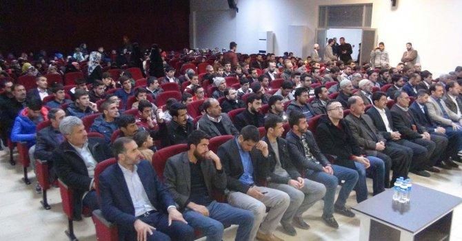 Siirt'te İslam ve Kitap Konferansı