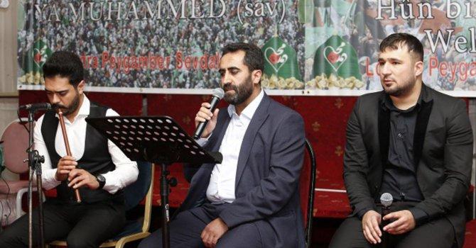 Londra Said Nursi Camii'nden Kutlu Doğum Etkinliği