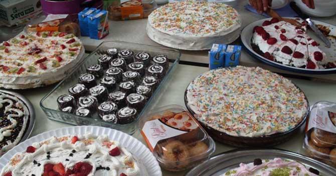 Sosyal medya üzerinden pasta satın alanlara uyarı