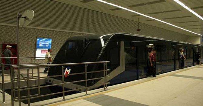 Kartal - Pendik metro hattı açılıyor