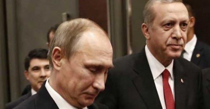 Erdoğan-Putin görüşmesine damga vuracak konu
