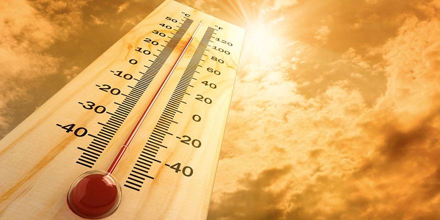 Güneydoğu'da sıcaklıklar 45 dereceye ulaştı