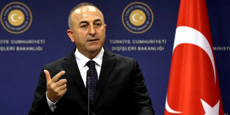 Dışişleri Bakanı sert konuştu: İki yüzlülüktür