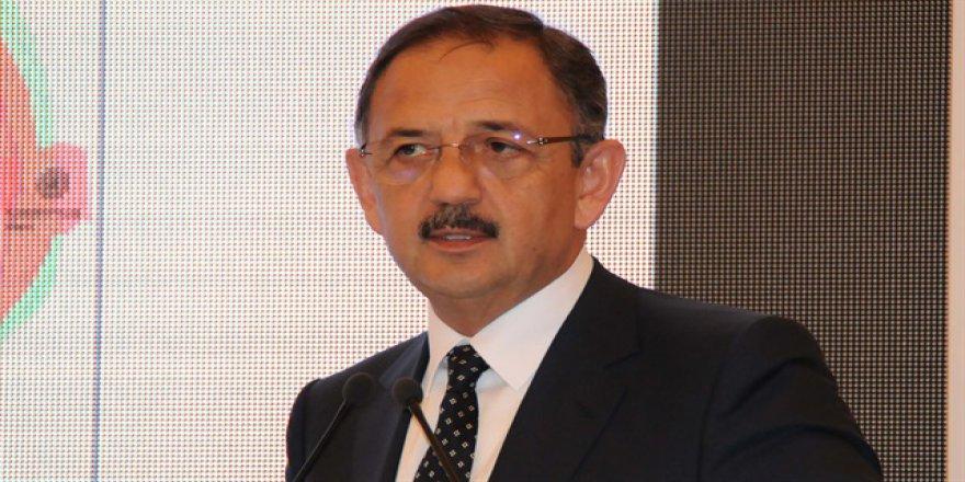 Bakan Özhaseki'den Cerablus açıklaması