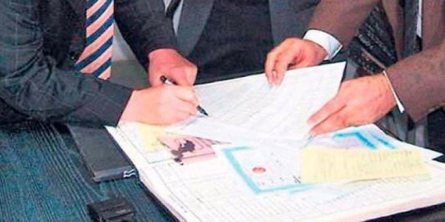 'Tapuda rüşvet operasyonu' haberlerine ilişkin açıklama