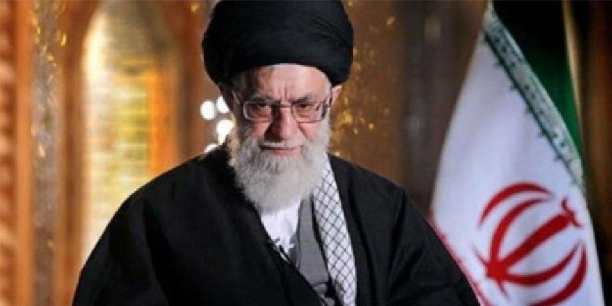 Hamaney: ABD'yle müzakere etmek açık bir hata