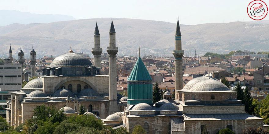 Konya'da hatim ile teravih namazı kılınan camiler (2017)