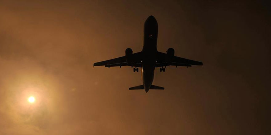 En fazla hava yolu yolcusu Avrupa'dan geldi