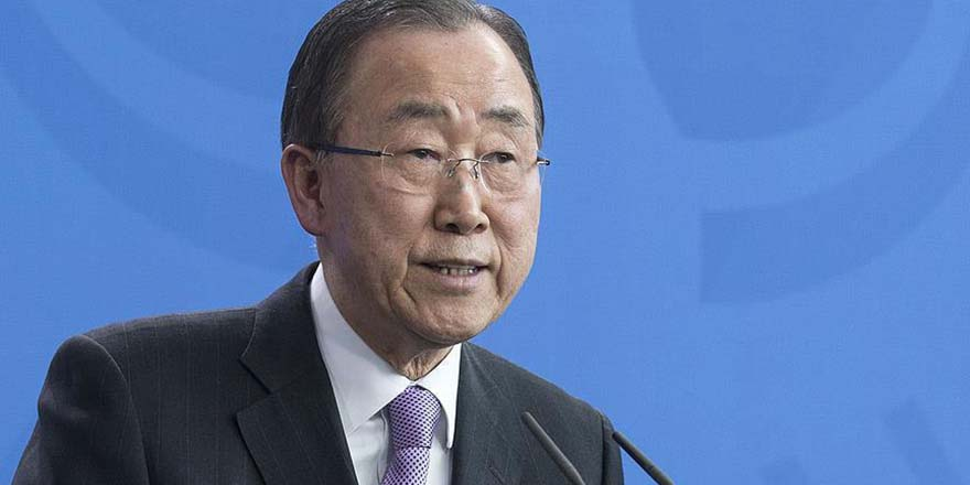 Halep'teki katliam BM Genel Sekreterini dehşete düşürmüş